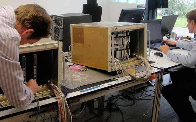 Galleon Embedded System Integration